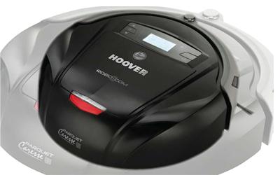 Hoover presenta su robot aspirador: Robo.com
