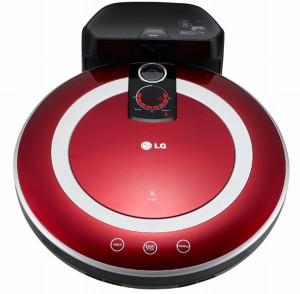 Hom-Bot, la alternativa de LG en robots aspiradores