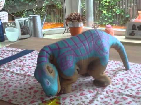 Pleo Reborn, el dinosaurio robot se actualiza
