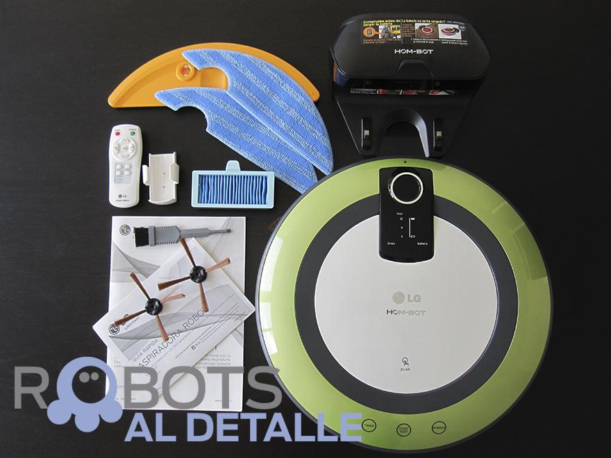 LG Hombot VR5906LM
