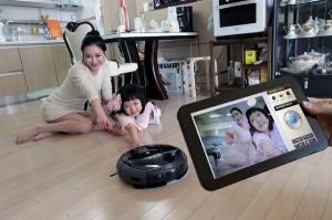 Samsung TangoView: robot aspirador espía