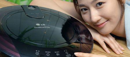 LG anuncia su nuevo robot aspirador: VR6172LVM