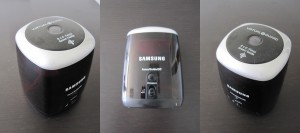 Pared virtual del robot Samsung Navibot