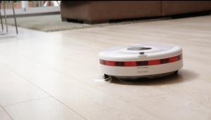 Robot aspirador inteligente Newteck