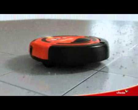 Robot aspirador de Vileda: vídeo oficial