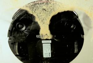 Sistema de limpieza de AiBot de Agama