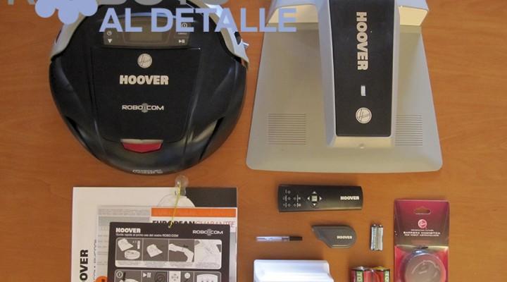 Hoover Robocom RVC0011