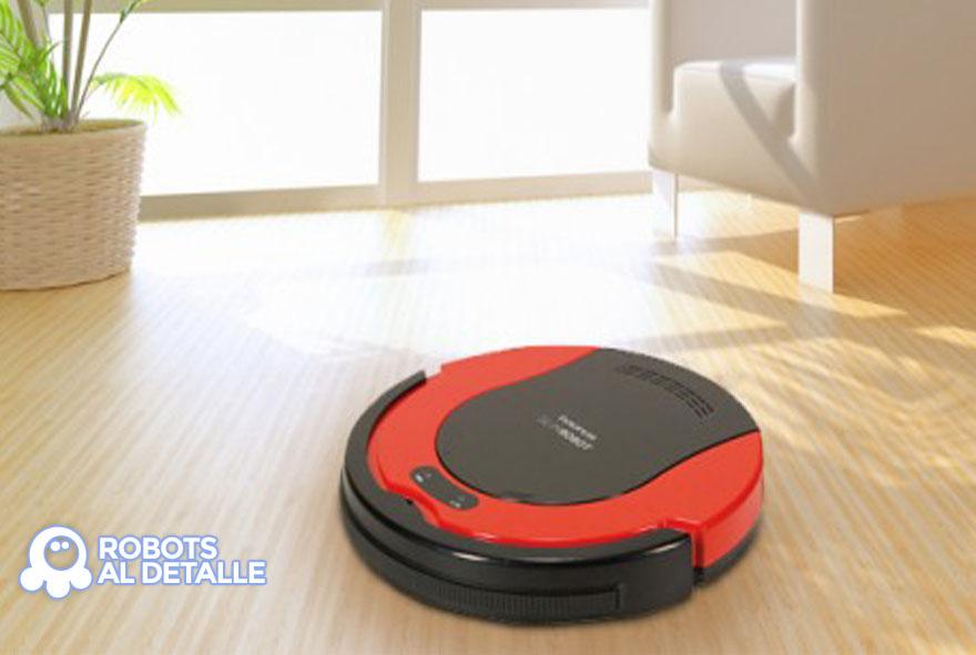 Presentando el robot aspirador Taurus Slim
