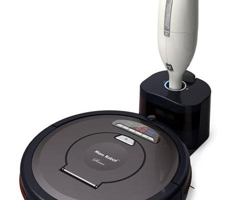 Presentando el robot aspirador Mami Robot Sevian K7