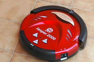 Presentando el Robot aspirador Jasper 2000