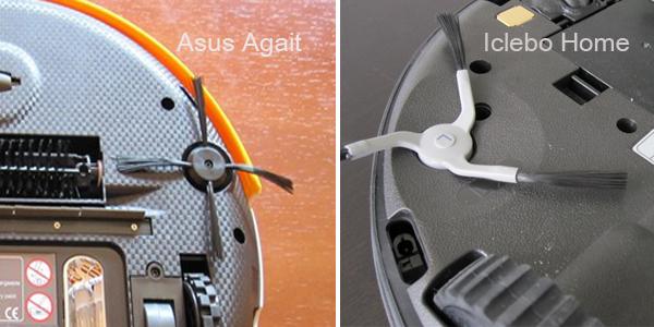 Asus Agait Eclean no tiene cuerpo en las aspas