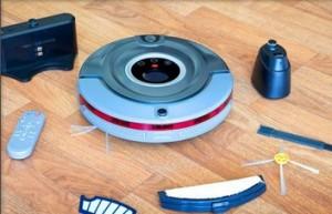 Presentando el robot aspirador Bayser