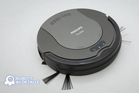 robot aspirador philips fc8802