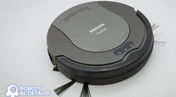 Presentando el Robot aspirador Philips FC 8802