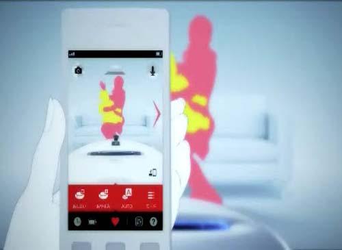 Cocorobo RX V-60 envía imágenes a tu smartphone