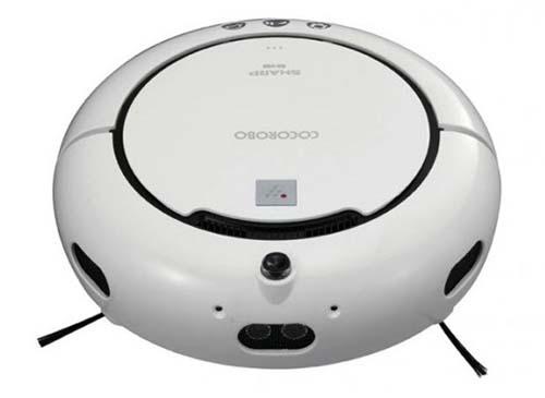 Robot aspirador Sharp Cocorobo RX V-60