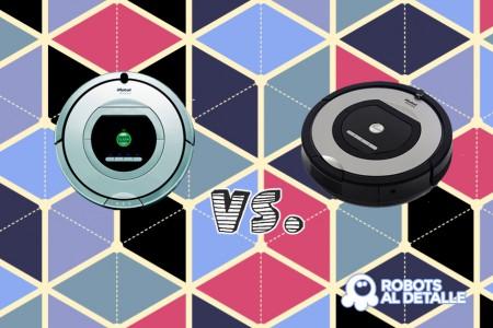 Roomba 765 vs 775