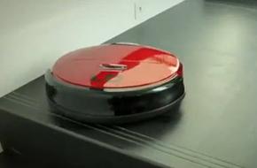 Sensores anticaídas en el robot aspirador Q7