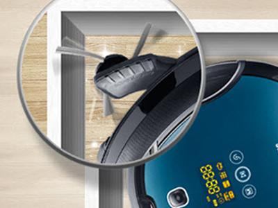 cepillo lateral Samsung TCC