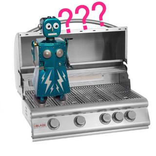 Grillbot: un robot especial para barbacoas