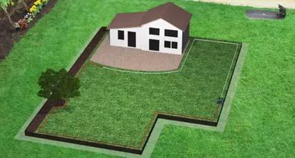 Indego mapea el jardín