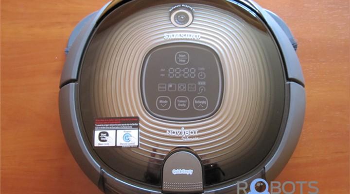 Samsung Navibot Silencio SR8895