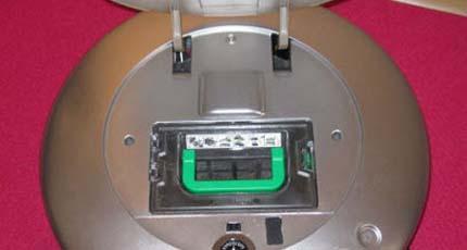 deposito del Robot aspirador Rowenta Extreme Air Motion