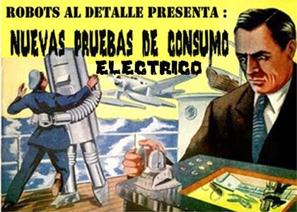 Nueva prueba de robots aspiradores: Consumo Eléctrico