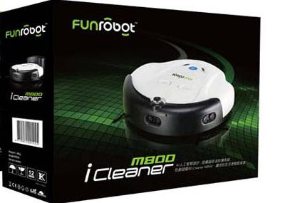 Robot aspirador Funrobot iCleaner M800