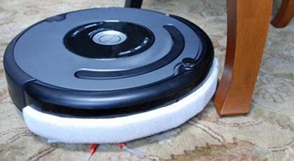 Protector Roomba no raya los muebles