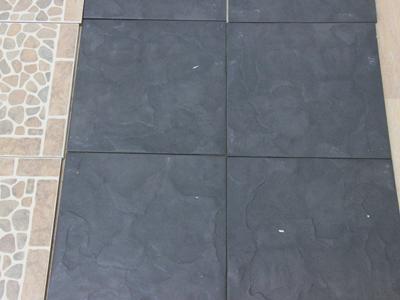 pizarra prueba superficies suelo negro