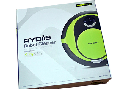Presentando el robot aspirador Rydis MR 6550