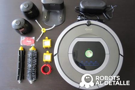 robot irobot roomba 780