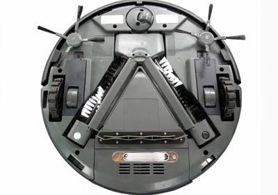 robot aspirador CLeanmate QQ5 parte inferior