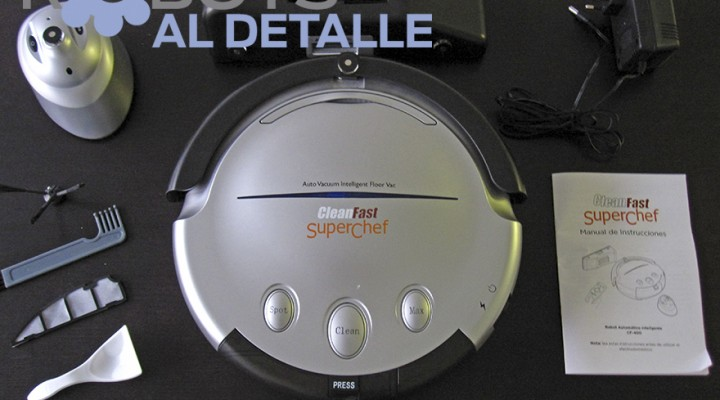 CleanFast SuperChef CF-400