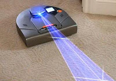 Los robots Neato tienen navegación RPS