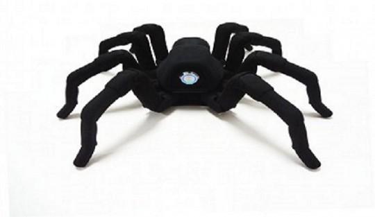 Robugtix T8: la araña-robot