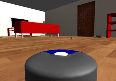 Robot vacuum simulator 2013 - Simulador de salones ...