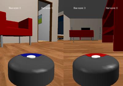 simulador modo 2 jugadores