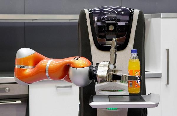Robots sociales: Una ayuda para la tercera edad