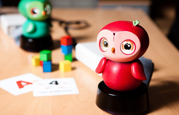 IXI-Play, el robot educativo con Android