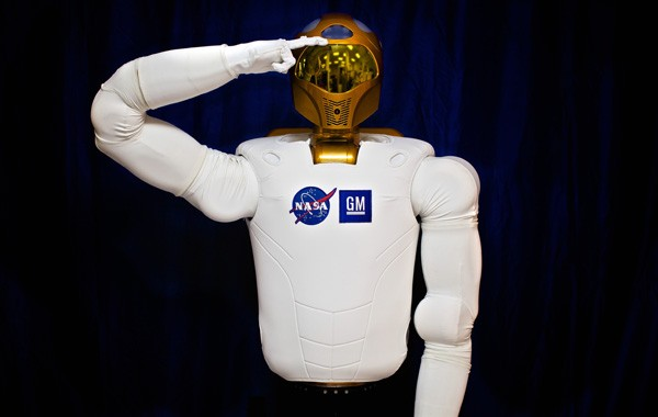 Robonaut: un astronauta peculiar
