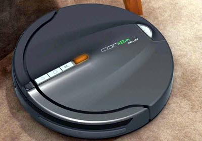 Robot aspirador Conga Slim