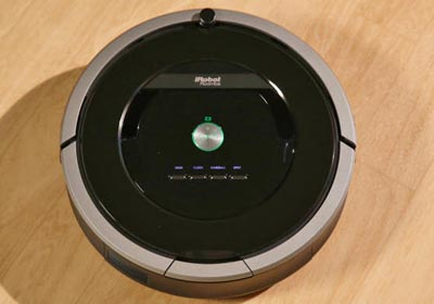 Comparativa iRobot Roomba 880 vs. Samsung Powerbot VR 9000
