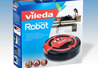 Robot aspirador Vileda M-488A