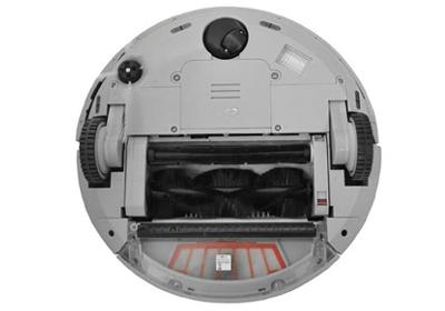 Robot aspirador Klarstein parte inferior