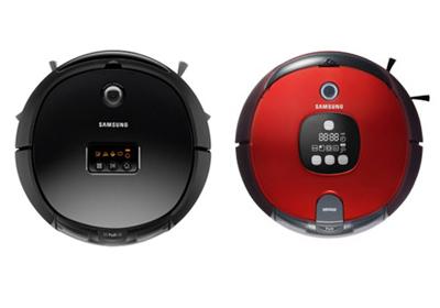 Samsung Navibot SR8750 y SR8845