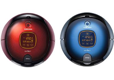 Samsung Navibot SR8850 y SR8855