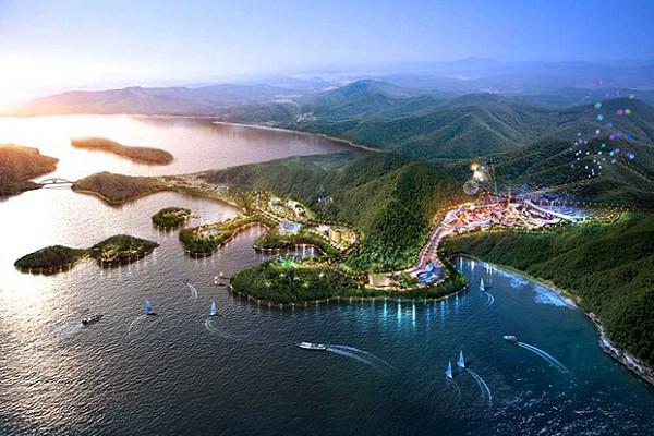 El primer parque temático robótico estará en Corea del Sur