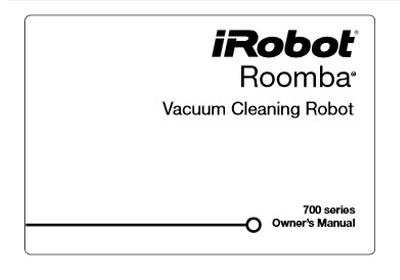 manual usuario roomba